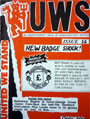 an old copy of the United We Stand fanzine - 2